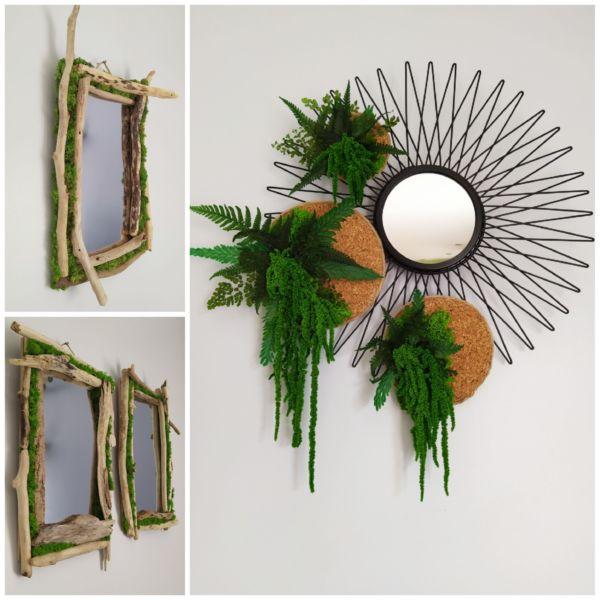 <strong>miroirs végétalisés</strong> <em></em><br  /></p><p>