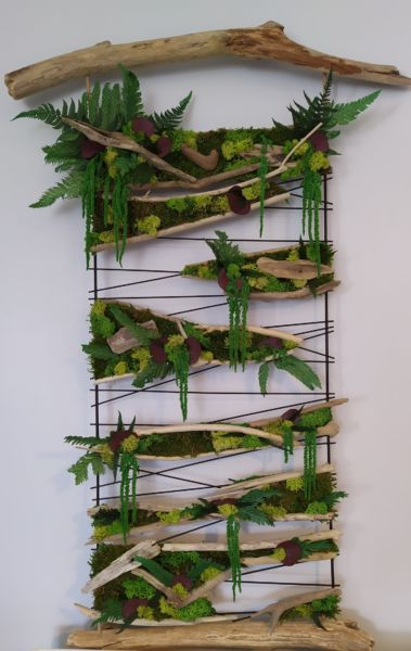 <strong>structure végétalisée</strong> <em></em><br  /></p><p>