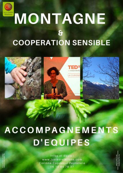 <strong>Montagne cooperation sensible</strong> <em></em><br  /></p><p>