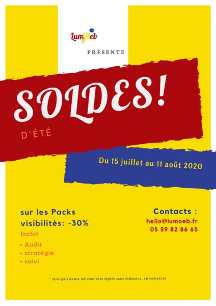promotion pour pack visibilité sur internet référencement