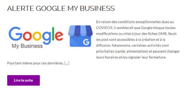 <strong>Actualité du Web</strong> <em></em><br  /></p><p>
